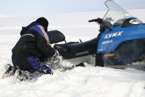 Snowmobile Accident Lawyers in Michigan